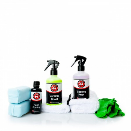 Adam´s Ceramic Paint Coating Kit