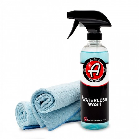 Adam's Waterless Wash Combo